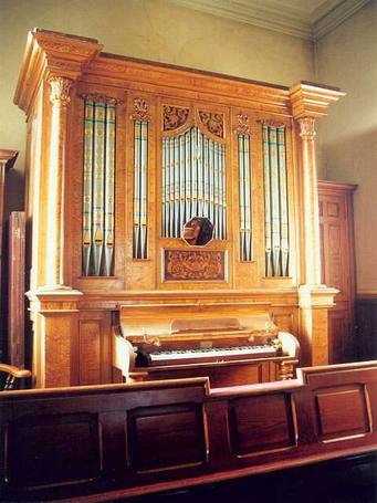 Cowling Hill organ